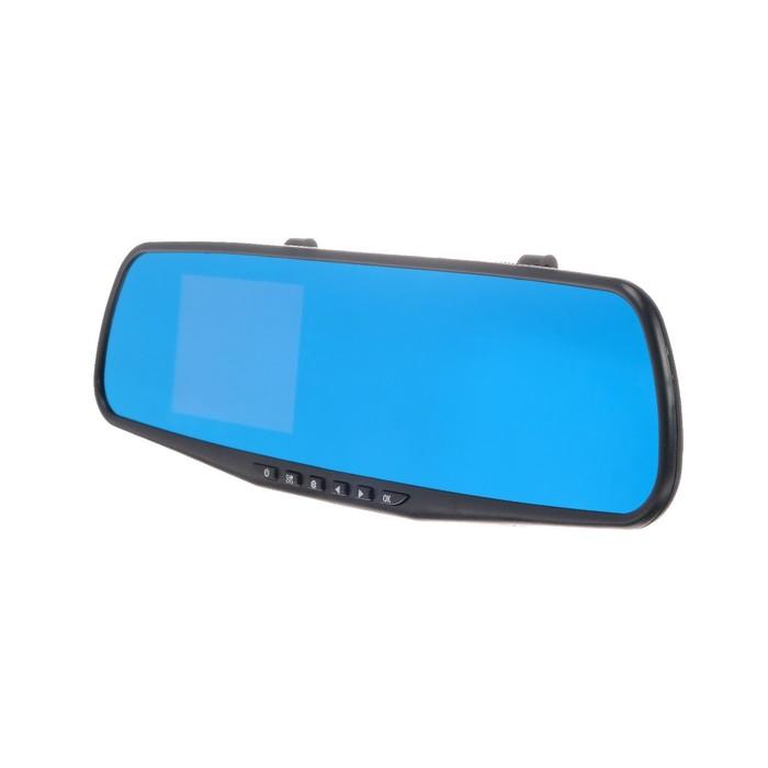 Видеорегистратор TORSO Premium, разрешение HD 1920x1080P,  TFT 2.8, угол обзора 100°