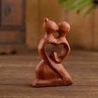 "Souvenir wood ""Love"" 10х8х2,5 cm"