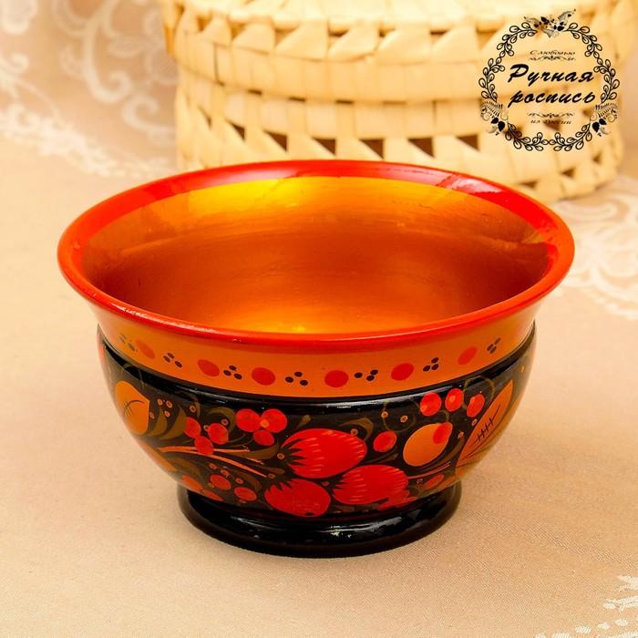 Чашка «Ягодка», 13,5×8 см, хохлома