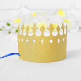Корона «Вдохновение», цвет золотой в Донецке