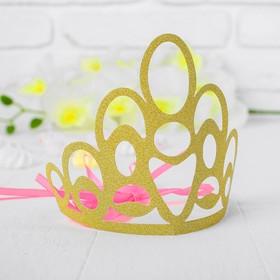 Корона «Красота», цвет золотой в Донецке