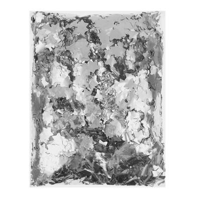 """Наполнитель для шара """"Конфетти звезда"""" 1,8 см, фольга, цвет серебряный 500г"""