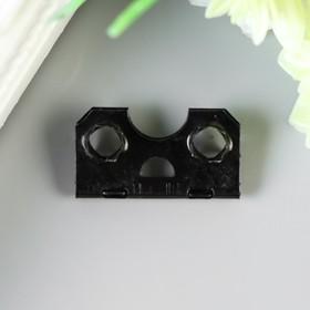 Петля забивная для фоторамок металл угол открывания 30 градусов 1,7х2,7 см