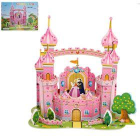 Конструктор 3D «Замок принцессы»