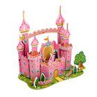 Конструктор 3D «Замок принцессы» - фото 105509266