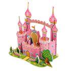 Конструктор 3D «Замок принцессы» - фото 105509267