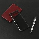 Силиконовая противоударная накладка Innovation (чёрный) Samsung Note 8