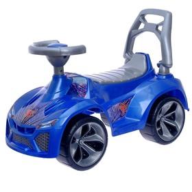 Толокар «Машина ламбо», синий перламутр