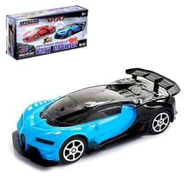"Car ""Sports car"", light and sound effects, runs on batteries Mix"