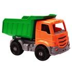Самосвал строительный «Ярослав», цвет зелёный - фото 105650578