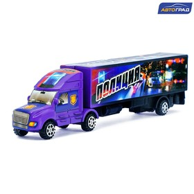 Inertial truck