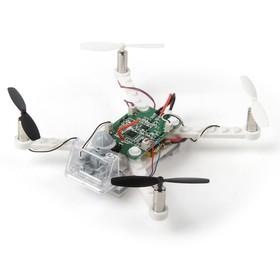 Квадрокоптер-конструктор радиоуправляемый Blocks, работает от аккумулятора, МИКС