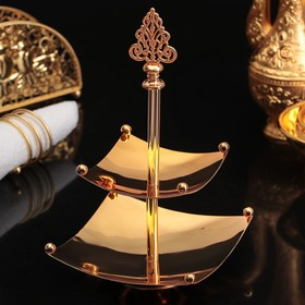 """Serving stand 2 tier """"Gold"""""""
