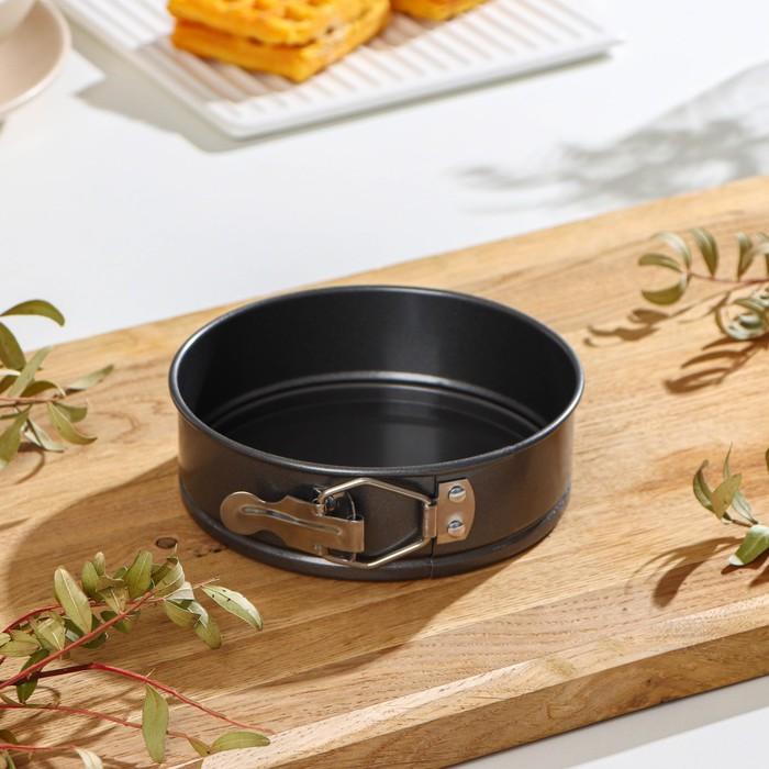 "Baking dish 14 cm detachable ""Elin. Circle"", non-stick coating"