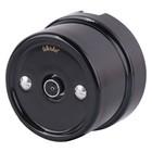 ТВ розетка  WL18-02-05, цвет черный, ретро