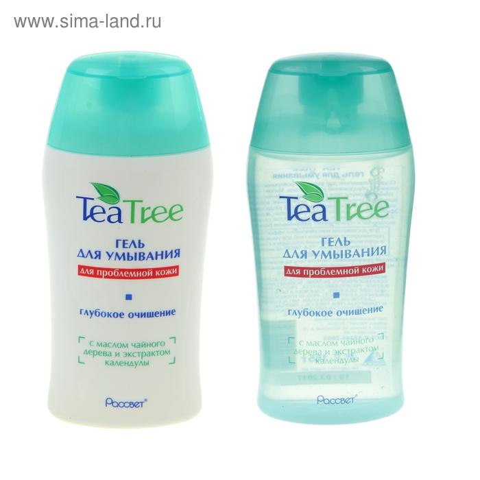 Гель для умывания TEA TREE для проблемной кожи, 165гр