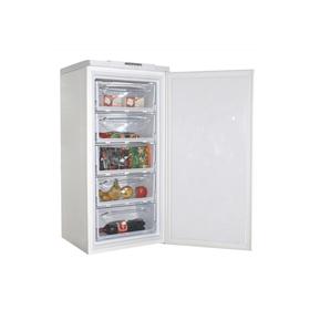 Морозильная камера DON R-105 В, класс А, 180 л, 14 кг/сутки, 5 отделений, белая