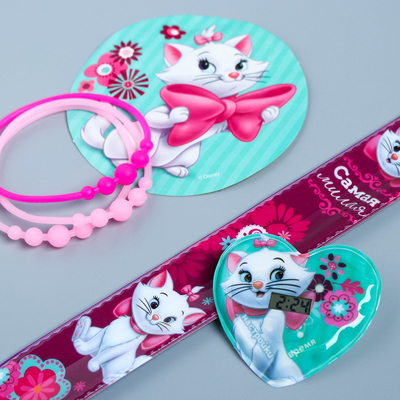 "Watches with stickers + bracelets ""The sweetest"", Aristocrats"