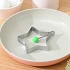 """Form for eggs and pancakes """"Star small"""" 9х9х1,4 cm"""