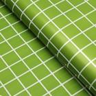 """Пленка с рисунком """"Клетка"""", зеленый, 50 х 70 см"""