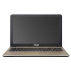"Ноутбук Asus VivoBook X540YA-XO047T 15.6""/1366x768/E1 7010/2Gb/500Gb/R2/DOS черный"