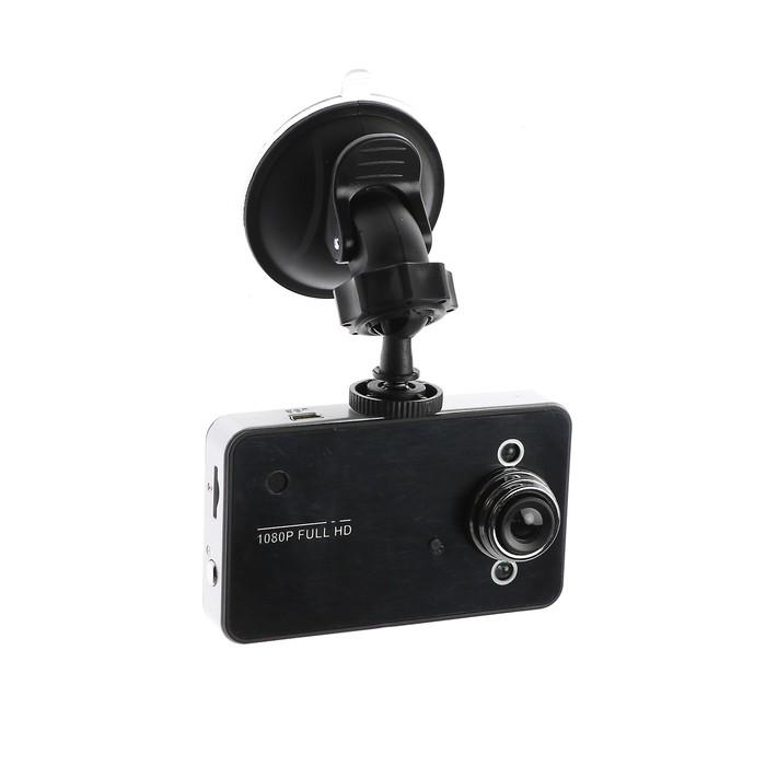 Видеорегистратор TORSO Premium, разрешение HD 1920x1080P, TFT 2.7, угол обзора 100°