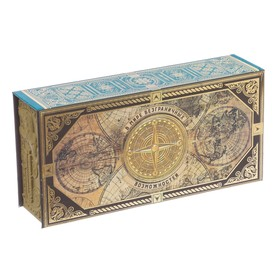 """Шкатулка в картонной обложке """"В мире безграничных возможностей"""""""