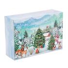 Складная коробка «Сказочный подарок!», 22 × 30 × 10 см