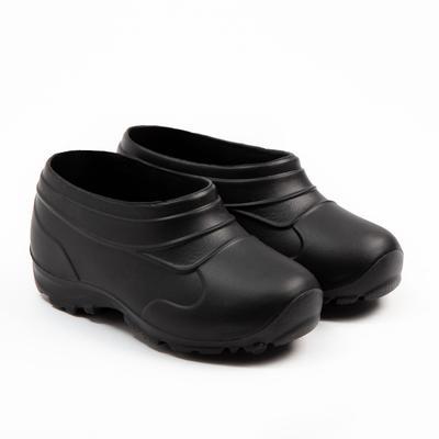 Туфли детские ЭВА арт. Д601 (черный) (р. 28/29)