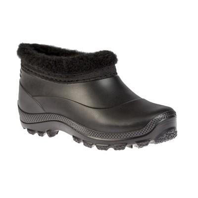 Туфли детские ЭВА утепленные арт. Д661-НМ (черный) (р. 35)