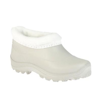 Туфли детские ЭВА утепленные арт. Д661-НМ (жемчужный) (р. 28)