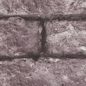 Обои горячее тиснение на флизелине АВАНГАРД 45-195-05 Bricko, 1,06x10 м