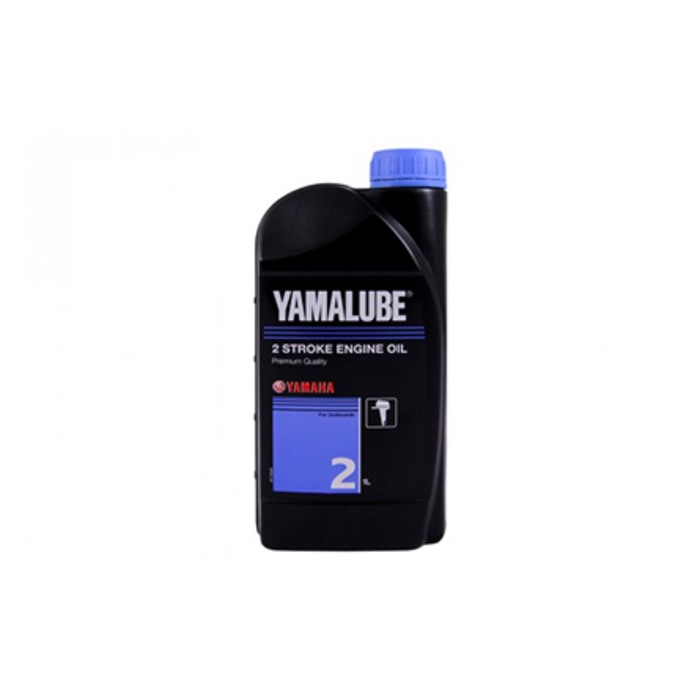 Моторное масло Yamalube 2 MARINE MINERAL OIL, 1 л, 90790BG20100