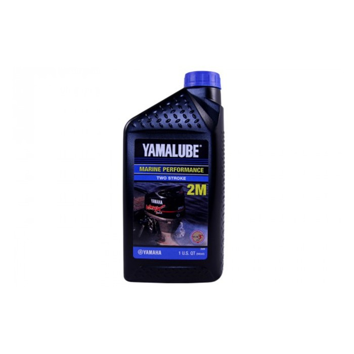 Моторное масло минеральное Yamalube 2-M TC-W3 RL, 1 л, 90790BG20500