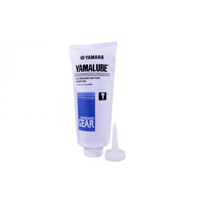 Трансмиссионное масло Yamalube outboard gear oil gl-4 sae 90, 750 мл, 90790BS80200
