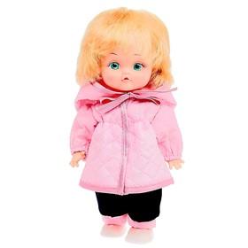 Кукла «Женя Весна», звуковые функции, 30 см