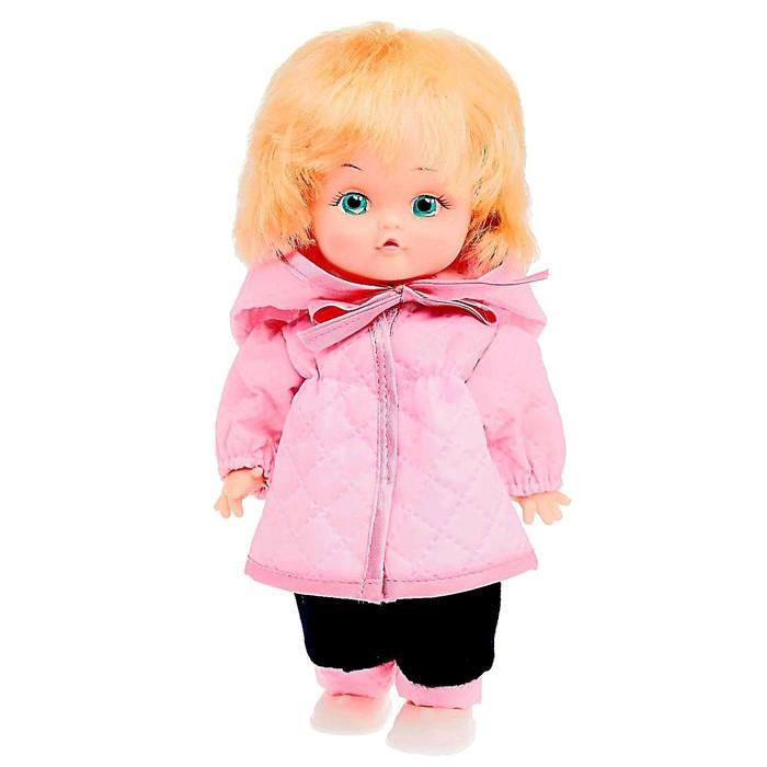 Кукла «Женя Весна», звуковые функции, 30 см, МИКС