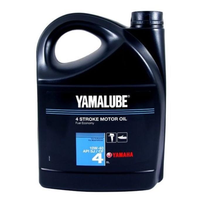 Моторное масло Yamaha 10w40, 5 л, YMD6304105A2