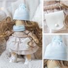 Набор для шитья «Мягкая кукла Лола», 18,9 х 22,5 х 2,5 см
