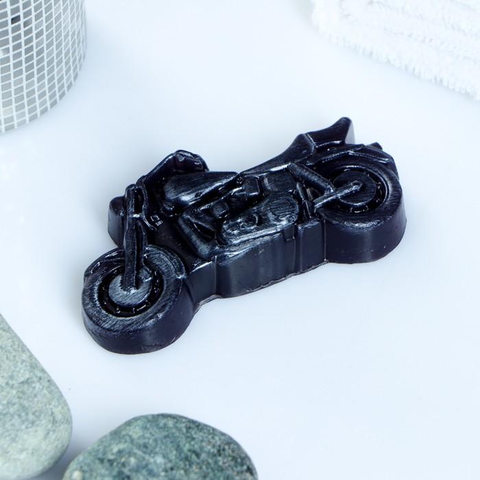 """Мыло фигурное """"Мотоцикл""""  50 г - фото 7650115"""