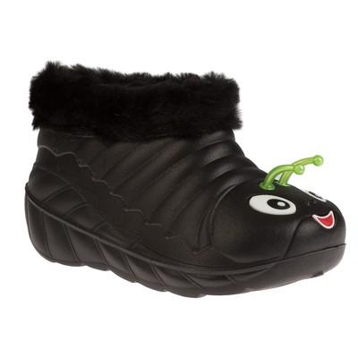 Ботинки детские ЭВА арт. У1_01, цвет чёрный, размер 24