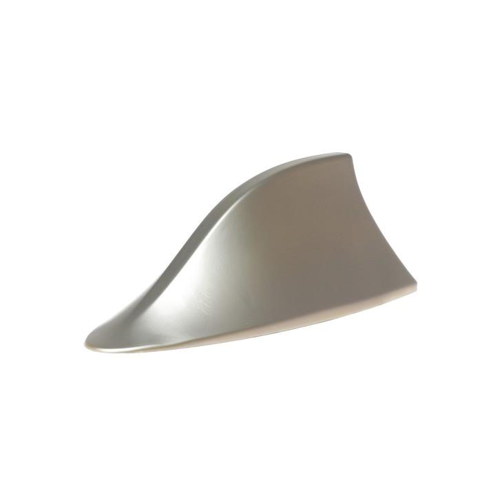 Антенна-плавник универсальная, цвет серебро