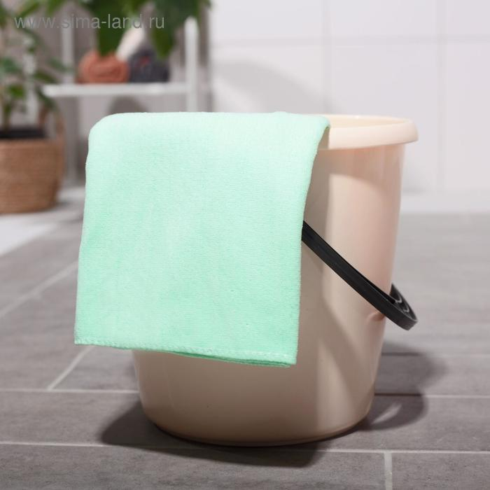 """Cleaning cloth 50x100 cm, 170 gr, the """"simple"""" MIX color"""