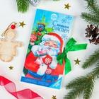 """Шоколад молочный в открытке + календарь """"С Новым счастьем"""", 85 г СГ"""