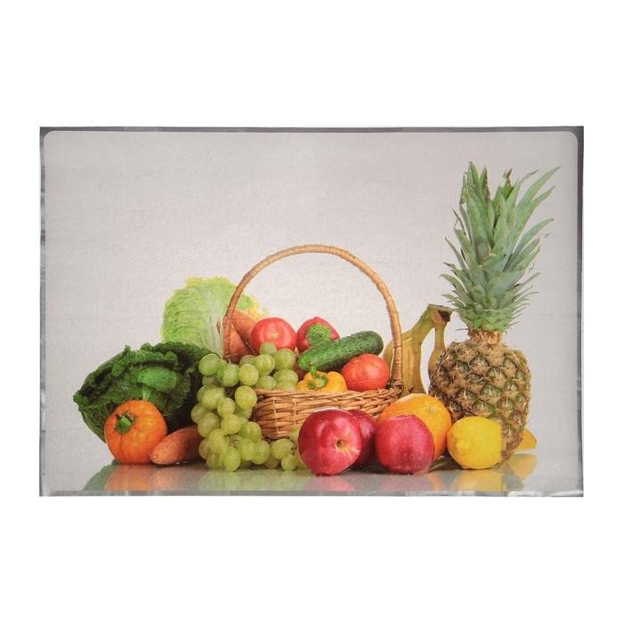 "Наклейка на кафельную плитку ""Корзина с фруктами"" 60х90 см"