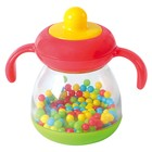 Развивающая игрушка  «Бутылочка c шариками» Playgo