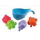 Игровой набор для ванной «Морские друзья»