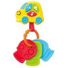 Развивающая игрушка «Брелок с ключами» Playgo
