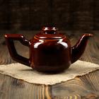 Чайник для заварки, 800 мл, коричневый
