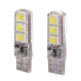 Autolamp led T10 W5W FLASH TORSO, envelope, 12 V, 3 W, 6 SMD 5050, 2 PCs